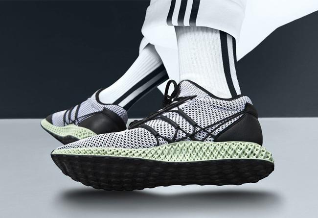 世界四大名跑鞋_全球限量 200 双!adidas y-3 推出全新 4d 打印跑鞋!