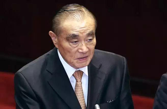 ▲台当局防务机构负责人冯世宽(台湾中时电子报)