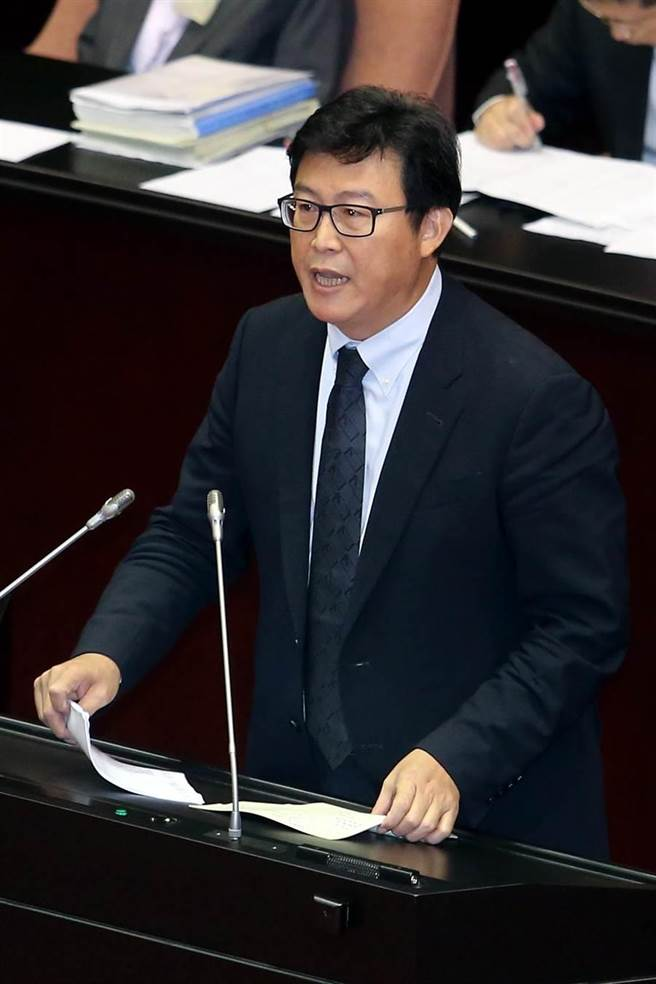 """民进党""""立委""""姚文智将宣布参选2018台北市长(图片来源:""""中时电子报"""")"""
