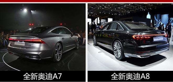全新一代奥迪A7将于年中上市 现可接受预订