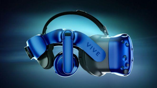 CES2018: HTC增强版VR头显来袭 分辨率提升