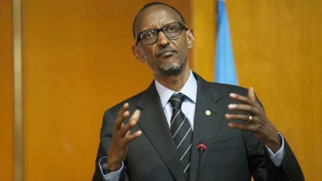 ▲非盟轮值主席、卢旺达总统保罗・卡加梅(法新社)