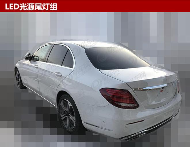 """奔驰E级将推""""入门版""""车型  配手动变速箱"""