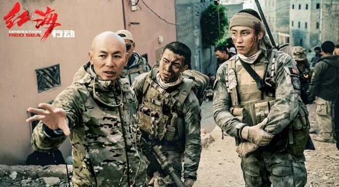 林超贤透露《红海行动》艰辛:老年痴呆了都不会忘