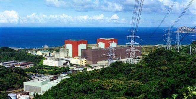 核二厂(来源:中时电子报)