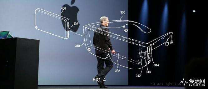 苹果申请镜片组新专利 VR眼镜可能再小更小一点