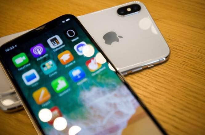 iPhone X一季度出货量预期遭下调 波及供应商股价