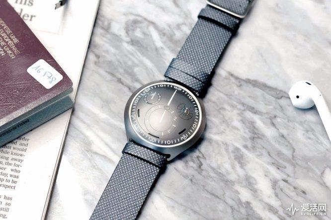 iPod之父设计了一款20万智能手表 机械表的次元壁要被打破了?