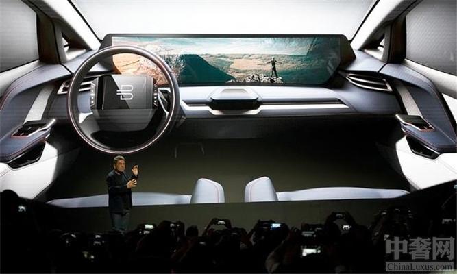 拜腾新款概念车首发 2019年拜腾新车将问世