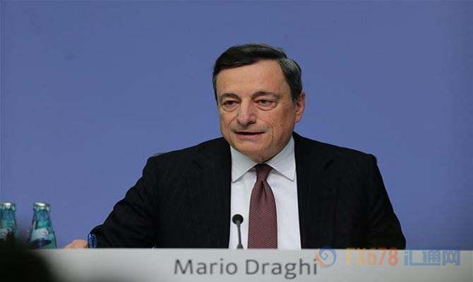 德拉基:经济强劲增长 但通胀目标未达成前难言胜利