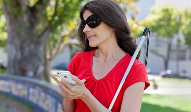 社会责任 苹果针对残障人士做的特殊优化