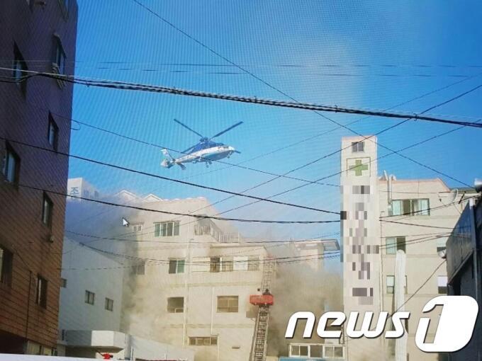 韩总统府:启动国家危机管理中心应对密阳火灾