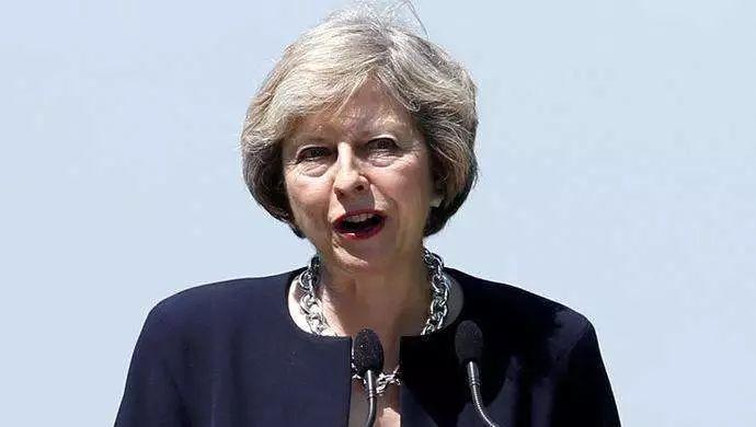 新闻早班车丨英国首相特雷莎·梅...