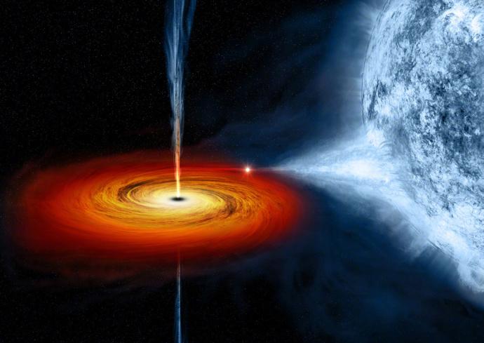 神秘又浩瀚的宇宙 NASA公布年度最受欢迎照片