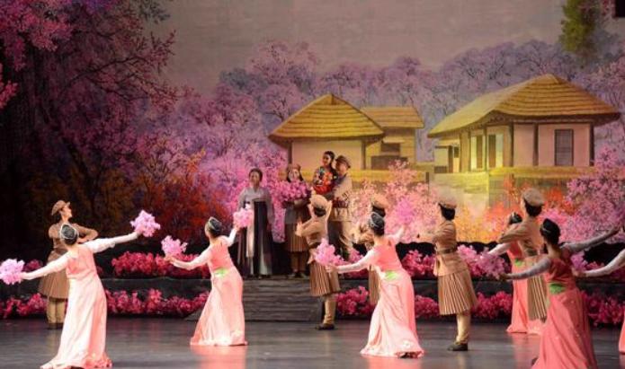 朝鲜艺术团将陆路访韩 演奏民谣和世界名
