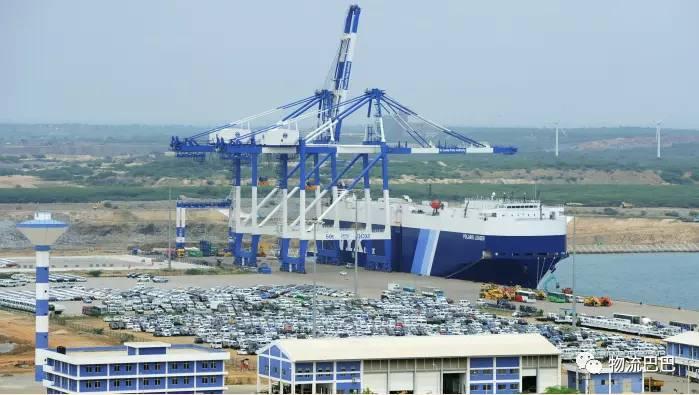 中国取得斯里兰卡汉班托塔港99年的使用权