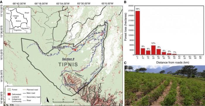 修路计划让玻利维亚生物多样性遭重创