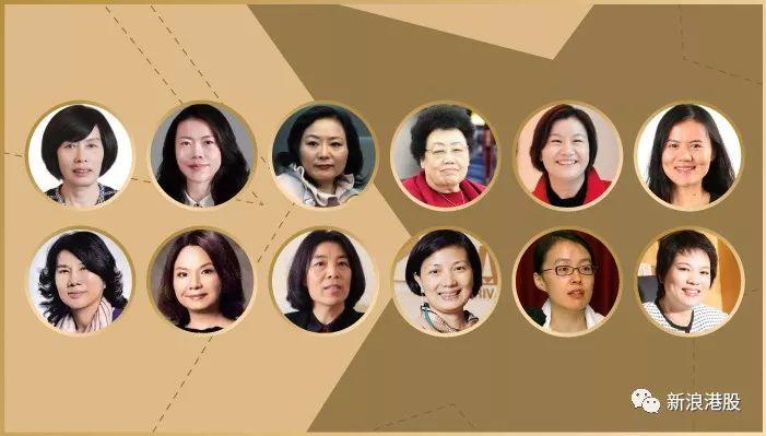 2018中国女富豪榜发布: