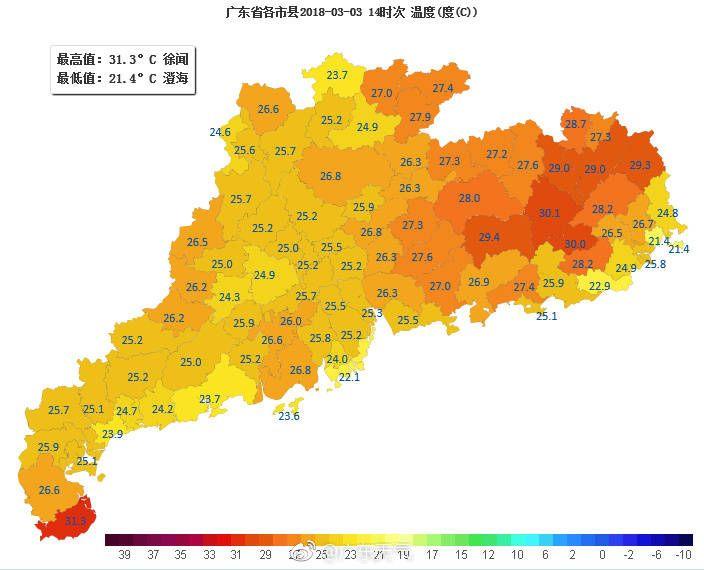 广东要一秒入夏?冷空气和雷雨天是不会答应的