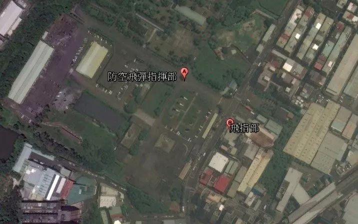 """▲台湾""""导弹指挥部""""地址被一款美国健身APP曝光。(台湾联合新闻网)"""