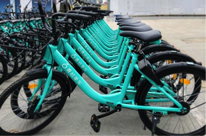 首发| 滴滴青桔共享单车登录成都 强调一律免押金