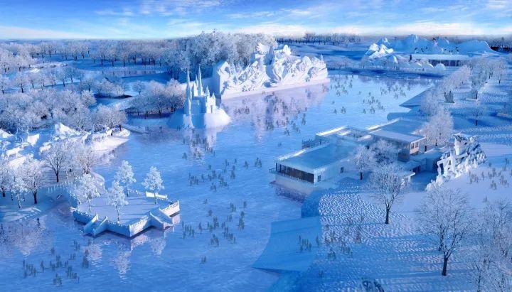 第34届中国·哈尔滨国际冰雪节今日盛装启幕 今冬七大图片