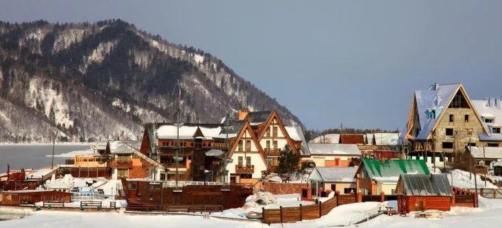 利斯特维扬卡小镇。来源:国际在线