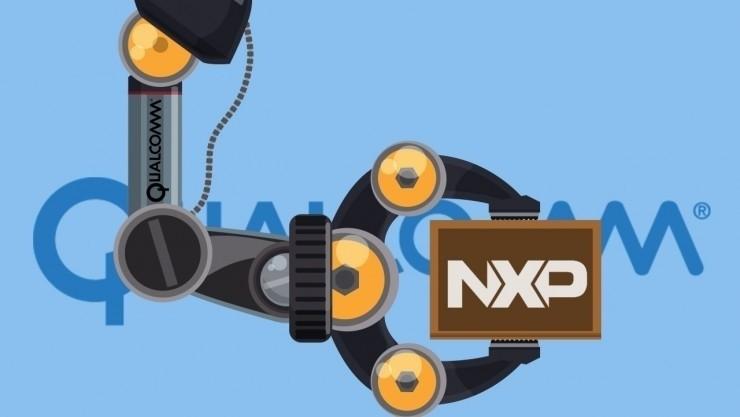 """高通380亿美元收购NXP:""""扫""""了欧盟,还剩中国"""
