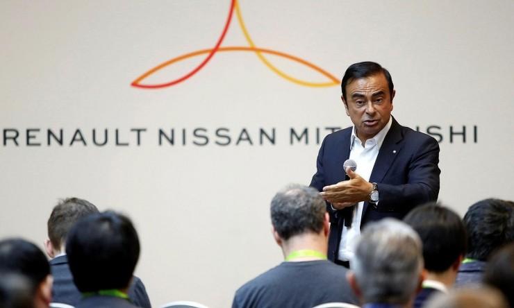 日产、雷诺与三菱联手推出10亿美元移动
