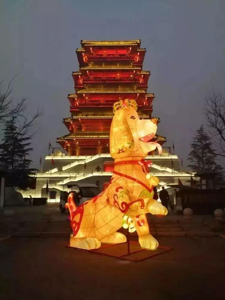 西安年 中国年 最热闹!西安人春节必去的几个地方快收藏! 行业新闻 丰雄广告第12张