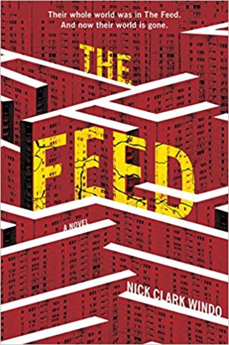 亚马逊预定反乌托邦新剧《The Feed》,主题是社交网络焦虑
