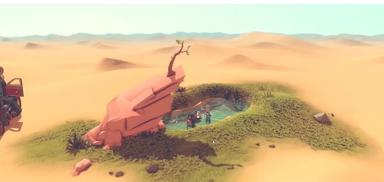 小小心魔,这是一个颇有野心的生存 RPG|RPG|怪兽|玩家_