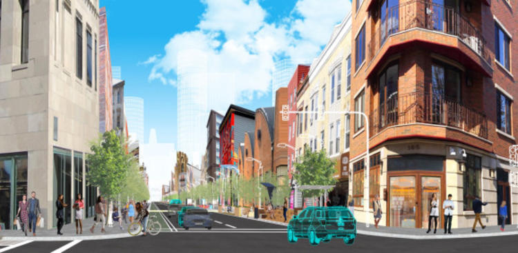 福特宣布多项合作,也说要用自动驾驶车送外卖 | CSE 2018