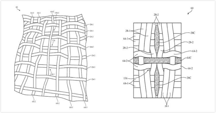 苹果在欧洲申请了智能布料专利,可能是为了手表表带|苹果