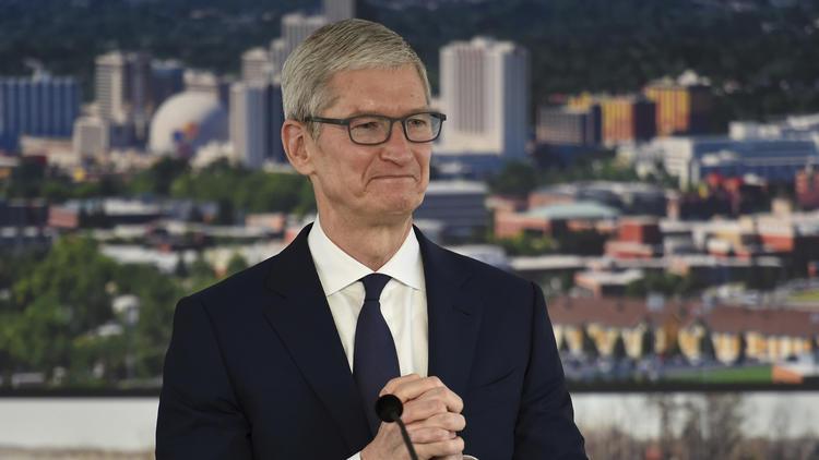 苹果CEO库克:我不允许我的侄子接触社交网络