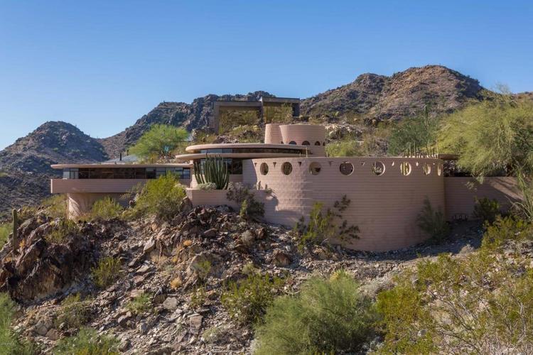 美国著名建筑师赖特设计的最后一处住宅,重回交易市场