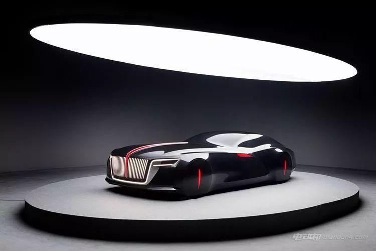 2018年将推首款纯电车型 红旗新能源计划发布