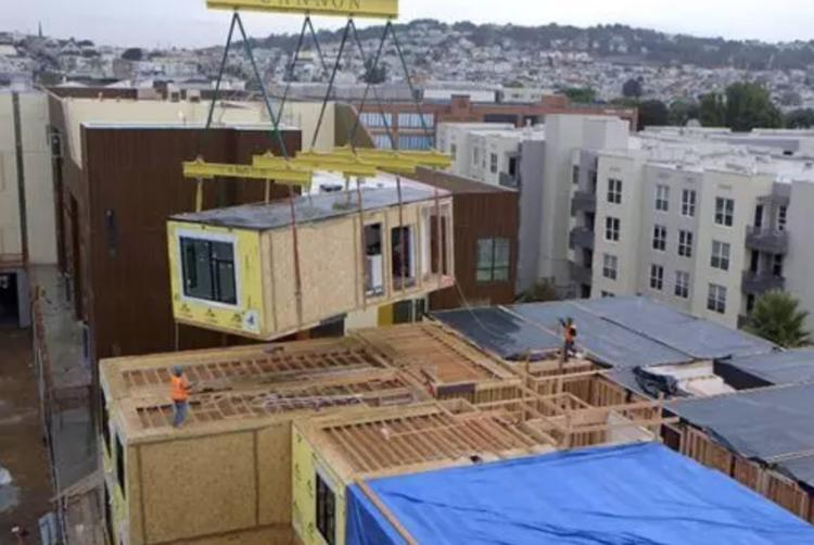 给房地产开发商 Google 盖房子的公司,有何创新之处?