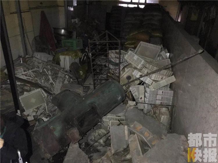 西安东郊一豆腐作坊锅炉爆炸 邻家男子被炸身亡