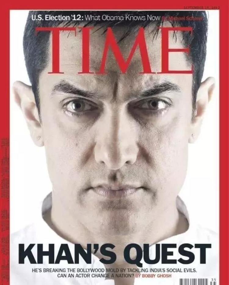 印度影帝阿米尔·汗新电影被引进,同样是一个励