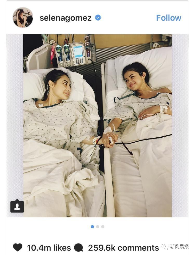 【厉害】闺蜜给她捐肾,贾斯丁比伯始终念念不