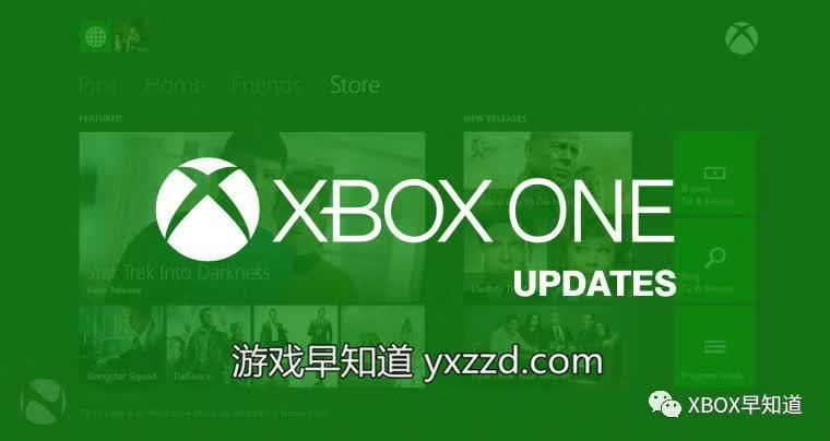 Xbox One 1月系统更新推送 提升Wifi稳定性修复派对聊天及未成人账户控制BUG