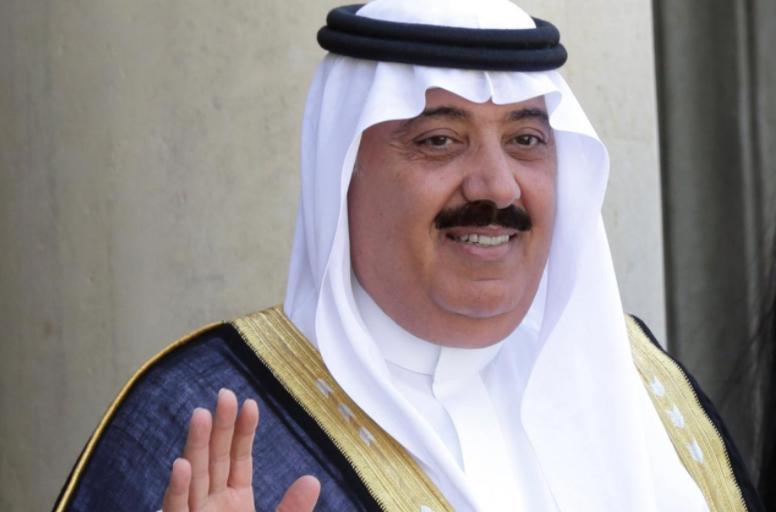 沙特前国安部长、王子米特阿卜<span class=