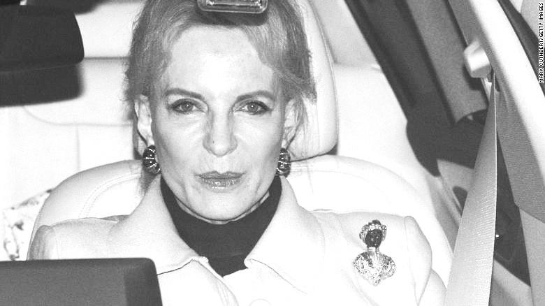 英肯特王妃戴黑人胸针 被指对哈里未婚妻种族歧