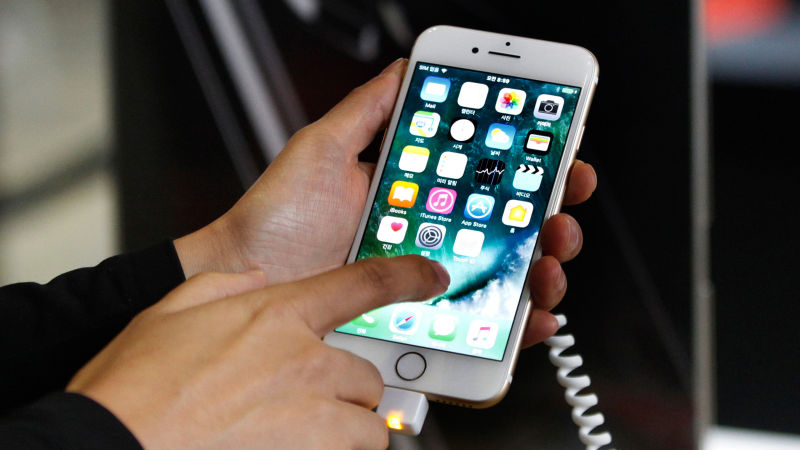 """韩消费者组织就iPhone""""降速门""""起诉苹果公司"""