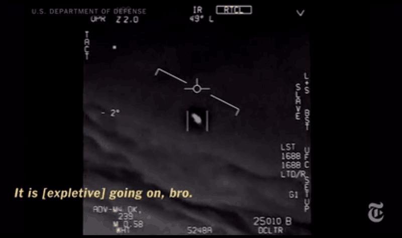彩美国防被曝秘密调查UFO事件 年拨款2200万美元