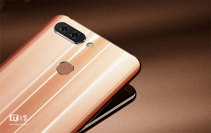 海信发布海信手机H11:外观出色,双摄AI加持