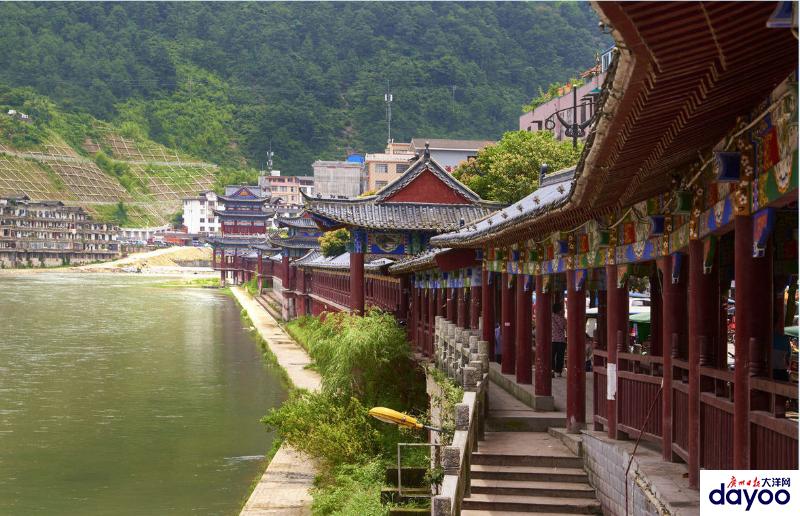 肇庆将大力大举放荡帮扶广西资源县生长旅游业