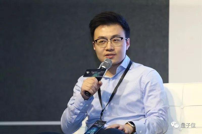 商汤集团总经理、商汤科技联合创始人徐冰