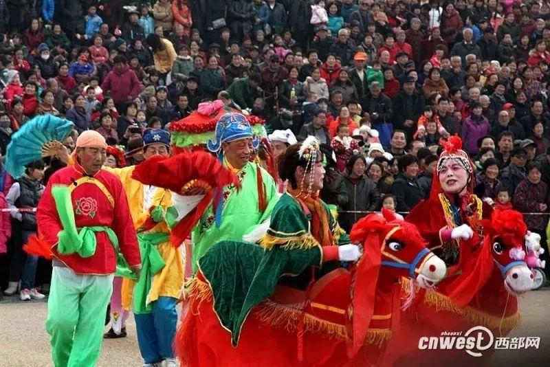 西安年 中国年 最热闹!西安人春节必去的几个地方快收藏! 行业新闻 丰雄广告第8张